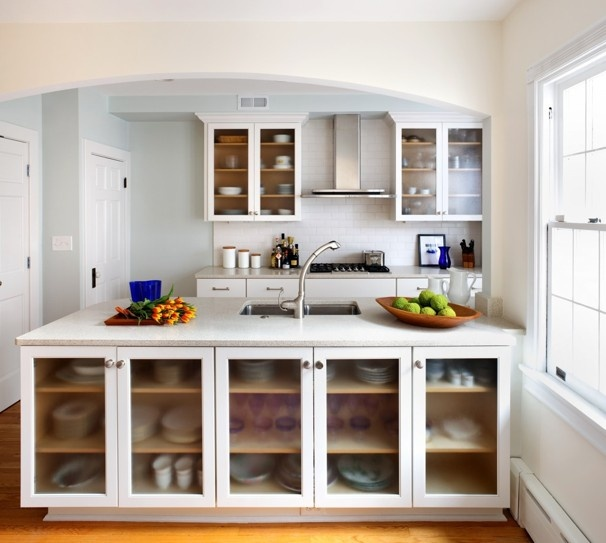Homey Kitchen trends | kitchen trends move from industrial to homey | wikitrends
