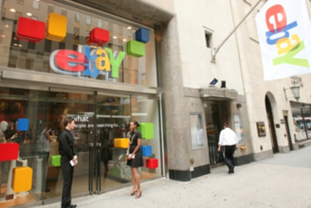 Trends   Online shops continue to go offline as eBay