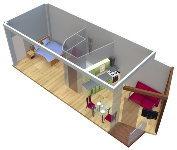 Micro Apartments: In The US, Micro-apartments Are Gaining In