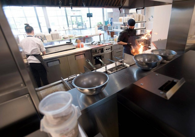 Now event restaurant chains are jumping on the ghost kitchen trend