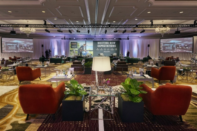 Marriott hotels offering pre-event Covid tests to attract meetings