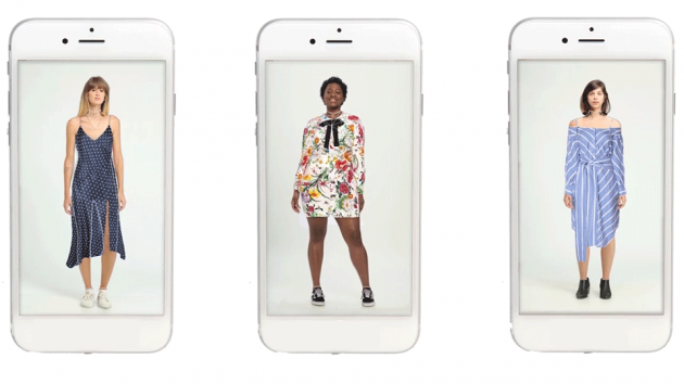 Walmart offering virtual fitting rooms for clothing try-on