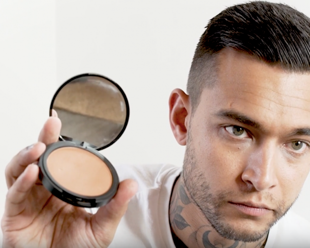 World's first men's makeup store opens in London